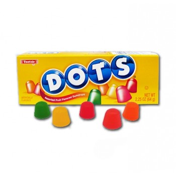 Tootsie Dots Caramelle gommose