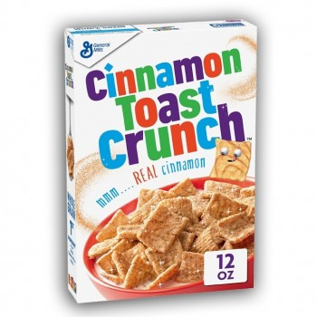 Cereali Cinnamon Toast Crunch
