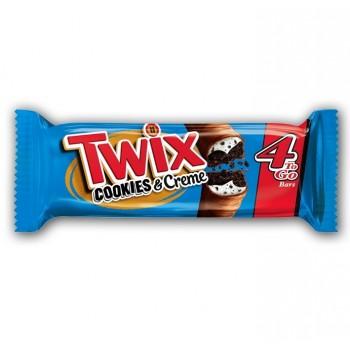 Twix Cookies & Creme 4 To Go