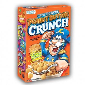 Cereali Quaker Cap'n Crunch...