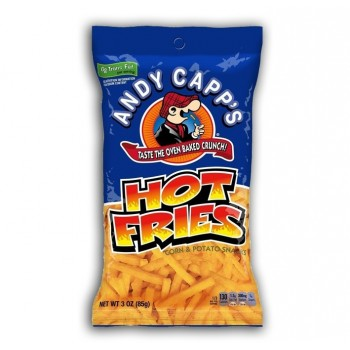 Andy Capp's Hot Fries -...
