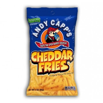 Andy Capp's Cheddar Fries -...