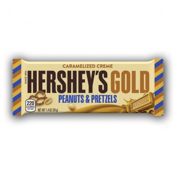 Hershey's Gold con...
