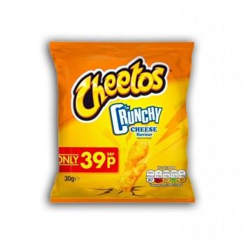 Cheetos Crunchies Cheese