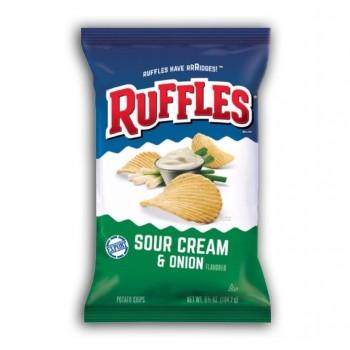 Ruffles Sour Cream & Onion...