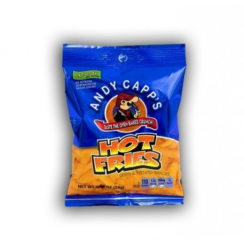 Andy Capp's Hot Fries...