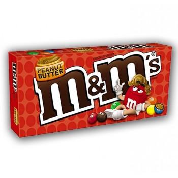 M&M's con Burro di Arachidi...