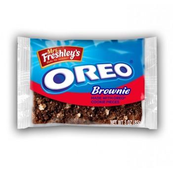 Mrs. Freshley's Oreo Brownie