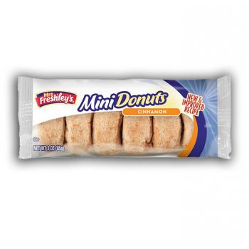 Mrs. Freshley's Mini Donuts...