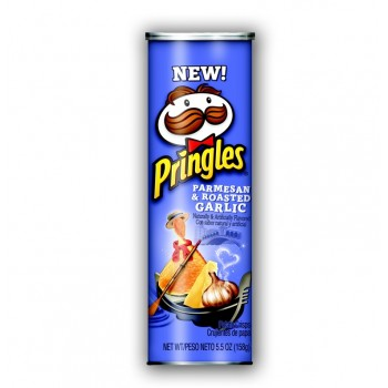 Pringles Parmesan & Roasted...