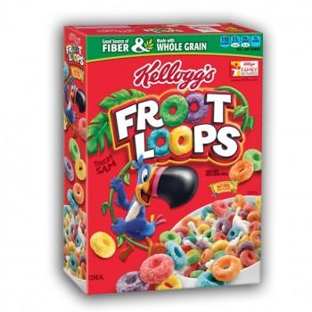 Cereali Kellogg's Froot Loops