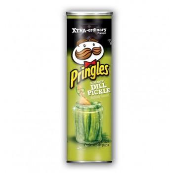Pringles Screamin Dill Pickle