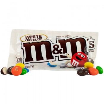 M&M's Cioccolato Bianco