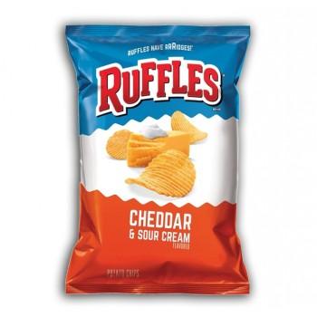 Ruffles Cheddar & Sour...