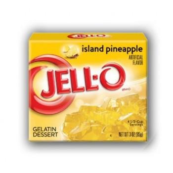 Jell-O gelatina all'Ananas