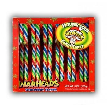 Candy Canes Warheads Aciduli