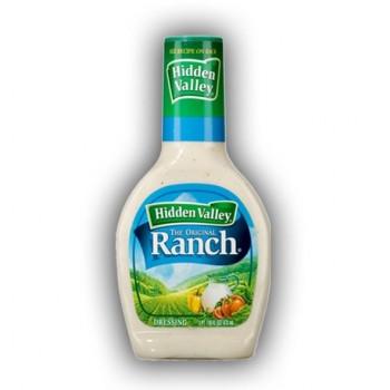 Hidden Valley Ranch Salad