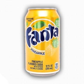 Fanta Pineapple Soda
