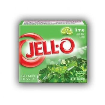 Jell-O Gelatina al Lime