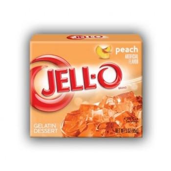 Jell-O Gelatina alla Pesca