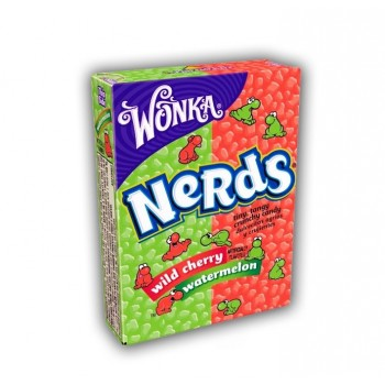Wonka Nerds caramelline...