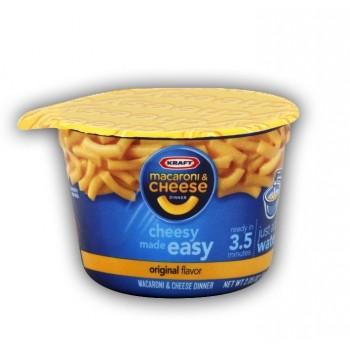 Kraft Macaroni & Cheese Cup