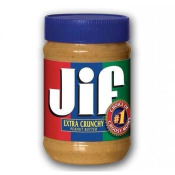 Burro di arachidi Crunchy Jif