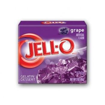 Jell-O Gelatina all'Uva