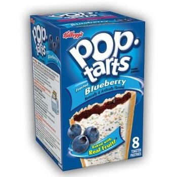 Kellogg's Pop Tarts Blueberry