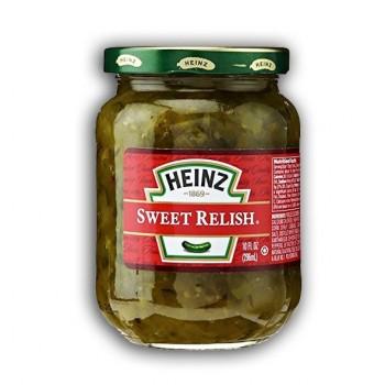 Heinz Salsa Sweet Relish