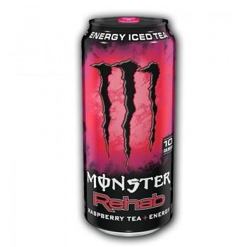Monster Rehab Energy Lampone