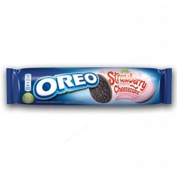 Oreo Biscotti Cheesecake...